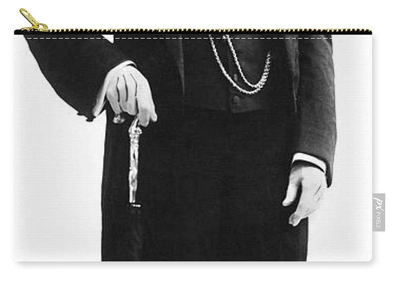 1912 Carry-all Pouch featuring the photograph Mary Edwards Walker by Granger
