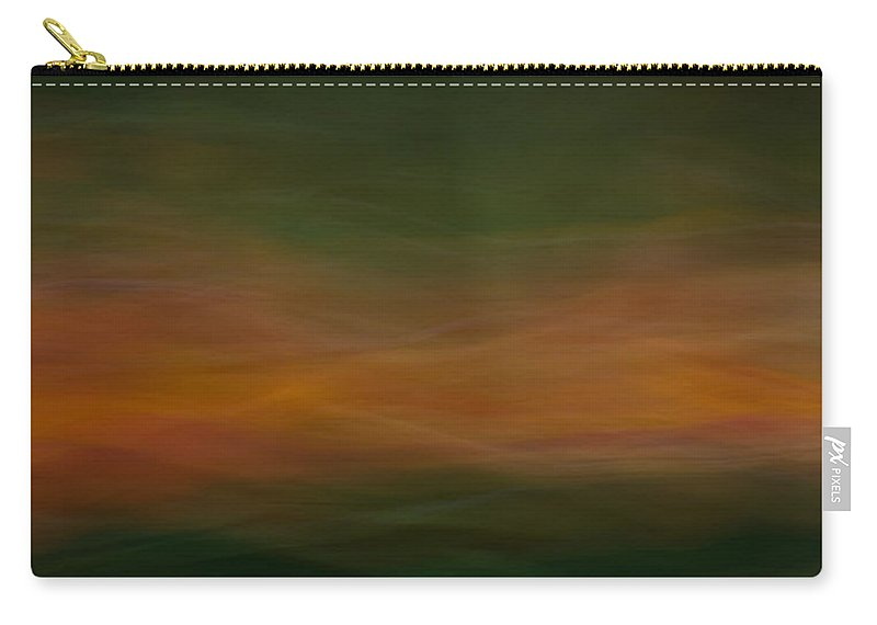 Motion Blur Carry-all Pouch featuring the photograph Blurscape by Dayne Reast