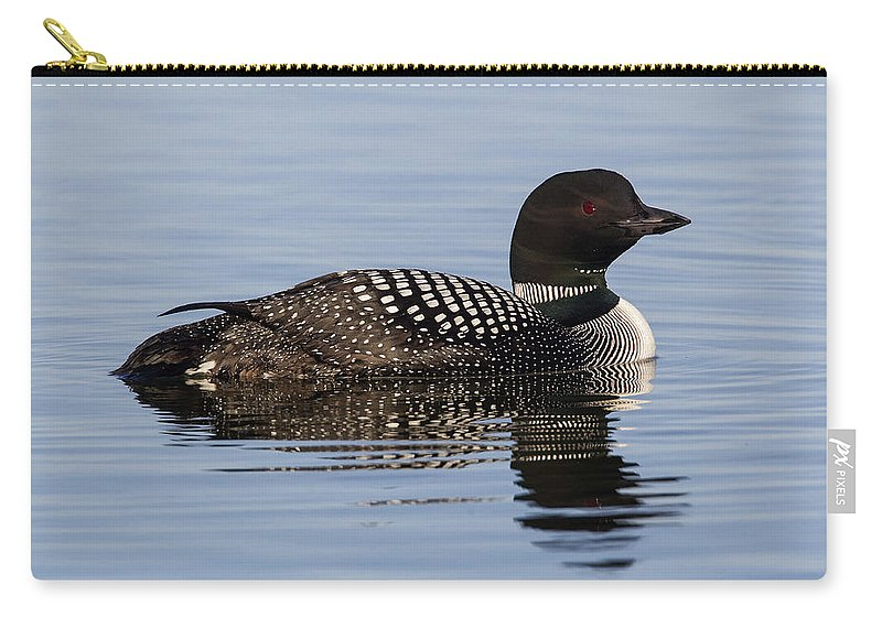 Doug Lloyd Carry-all Pouch featuring the photograph Eye Contact by Doug Lloyd