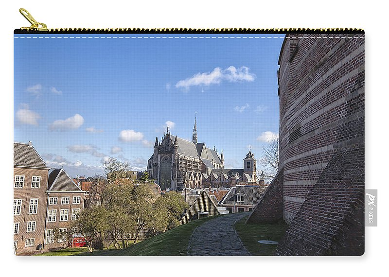Leiden Carry-all Pouch featuring the photograph Leiden by Joana Kruse