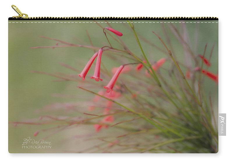 Wild Flowers Carry-all Pouch featuring the photograph 52 by Rrea Brown
