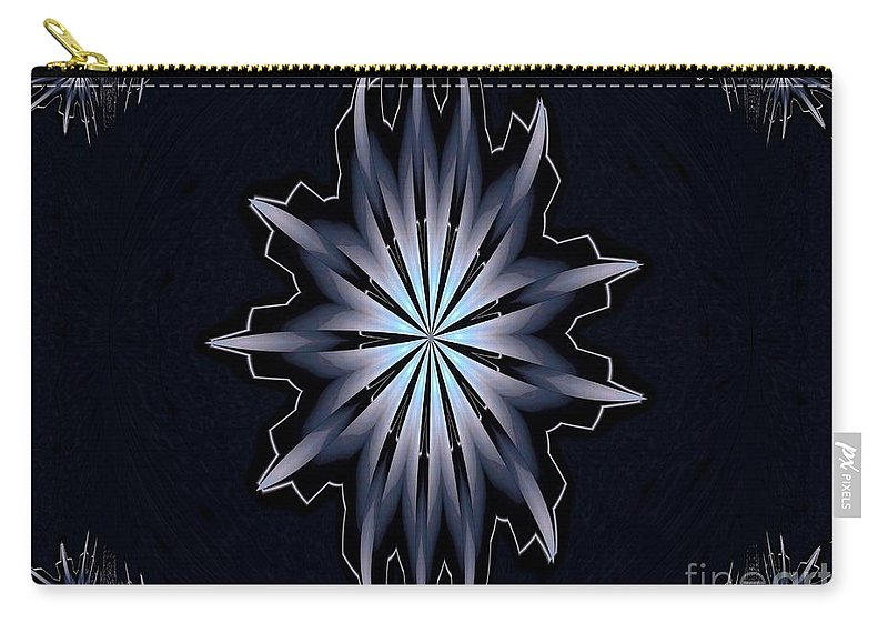 Holm Of (dream) Fa-006.a Carry-all Pouch featuring the digital art Digital Art by Salah Galadi