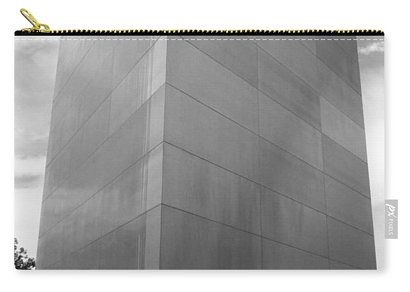66 Carry-all Pouch featuring the photograph St. Louis - Gateway Arch by Frank Romeo