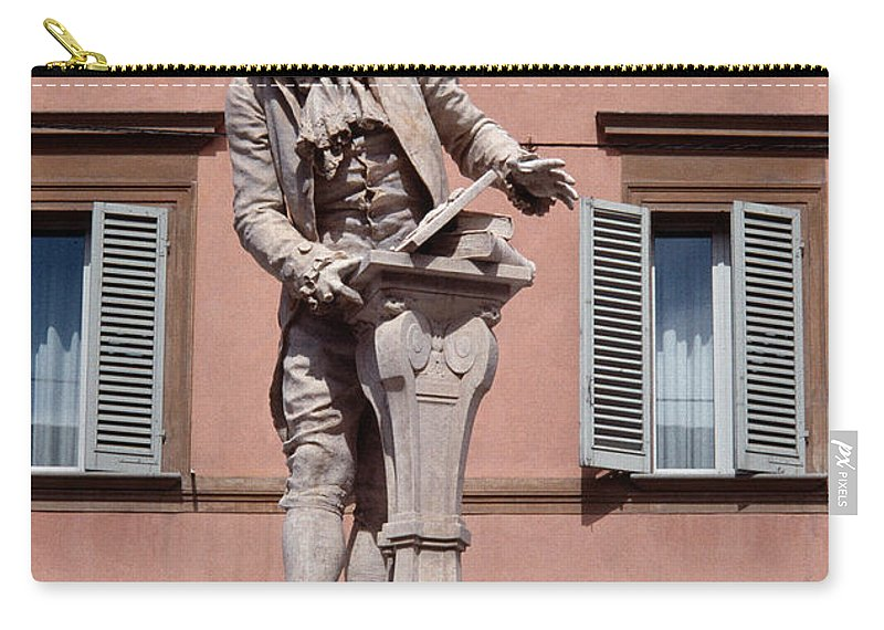 18th Century Carry-all Pouch featuring the photograph Luigi Galvani (1737-1798) by Granger