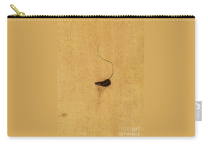 Natural Theme Carry-all Pouch featuring the photograph A Concrete Life by Fei A