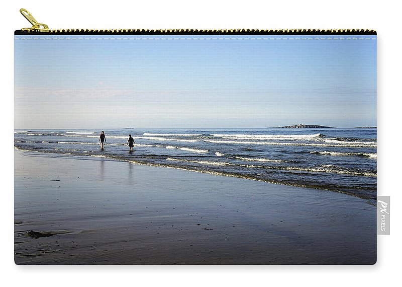 Uk Carry-all Pouch featuring the photograph A Place Of Our Own by Christopher Rees