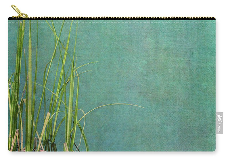 Reflection Carry-all Pouch featuring the photograph Absolute Silence by Priska Wettstein