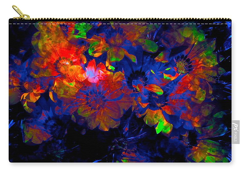 Abstract Carry-all Pouch featuring the photograph Abstract 129 by Pamela Cooper