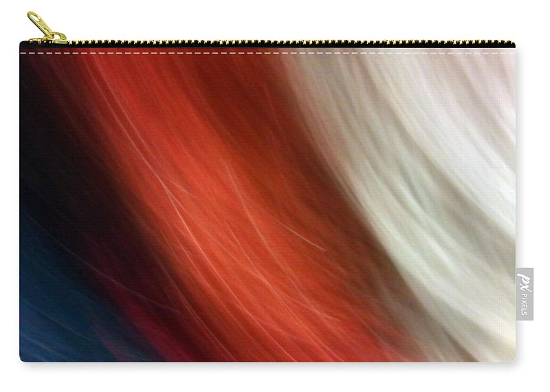 Colors Carry-all Pouch featuring the photograph Acceptance by Munir Alawi
