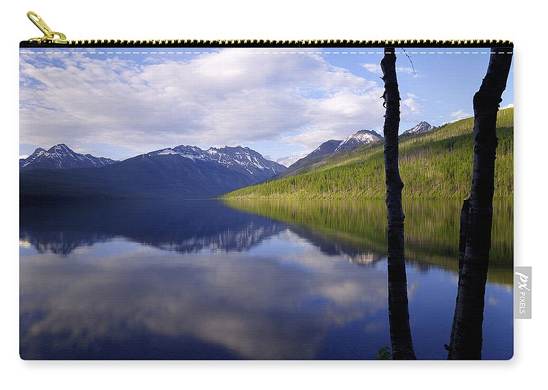Nature Carry-all Pouch featuring the photograph Afternoon Light by Chad Dutson