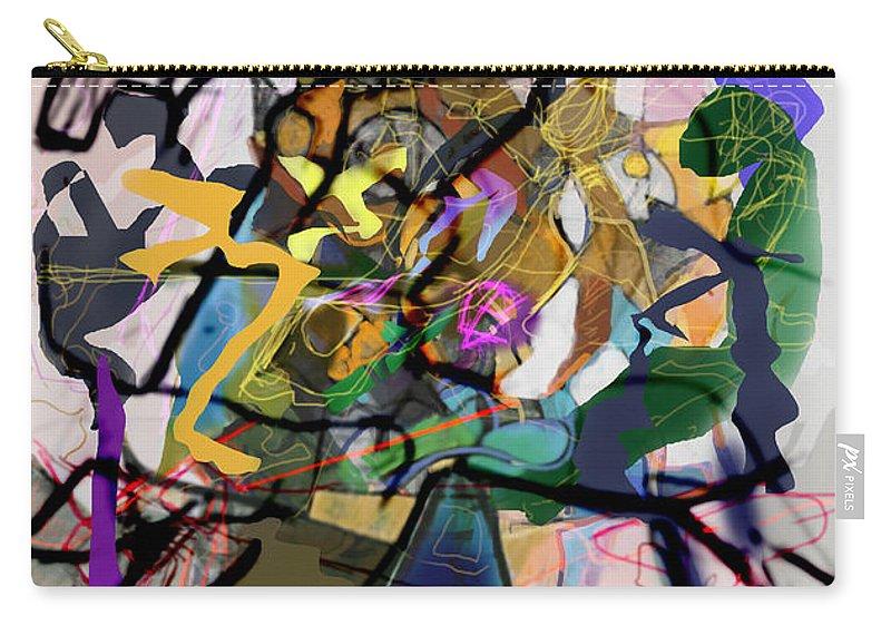 Torah Carry-all Pouch featuring the digital art Self-renewal 16j by David Baruch Wolk