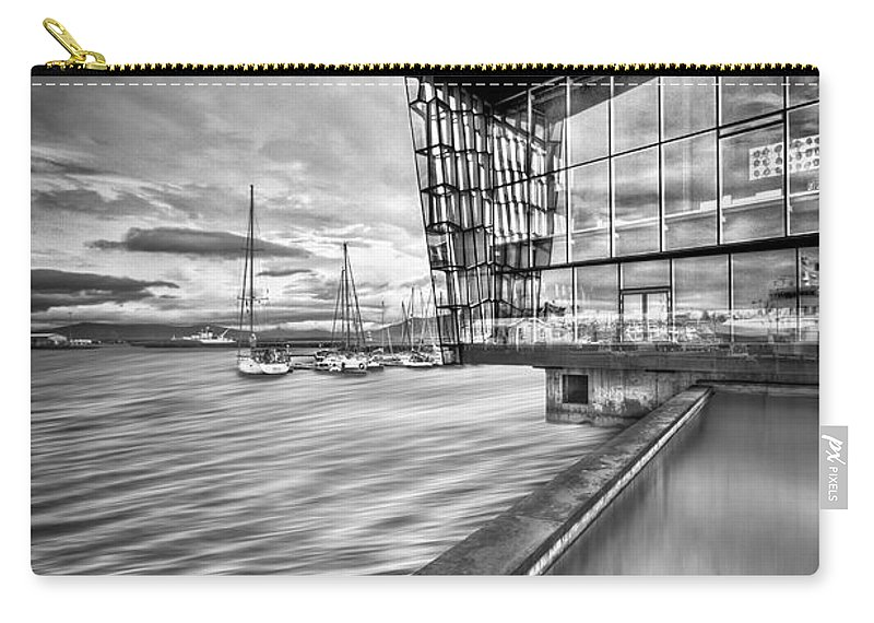 Harpa Carry-all Pouch featuring the photograph Amaze Me by Evelina Kremsdorf