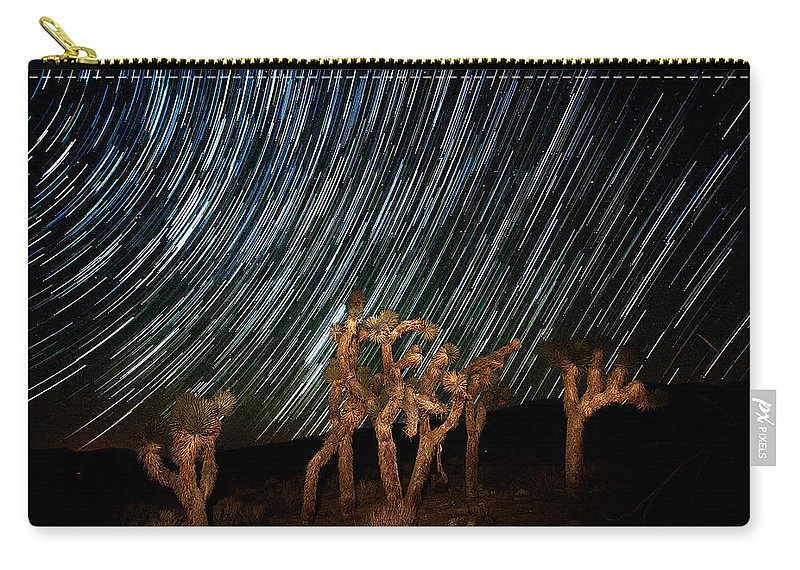 California Carry-all Pouch featuring the photograph And They Danced by Peter Tellone