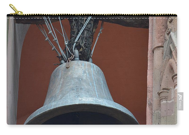Angelus Carry-all Pouch featuring the photograph Angelus by Brian Boyle