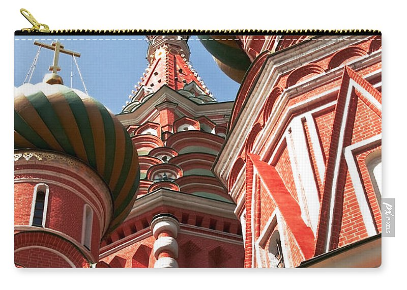 Architecture Carry-all Pouch featuring the photograph Architecture Abstract by Svetlana Sewell