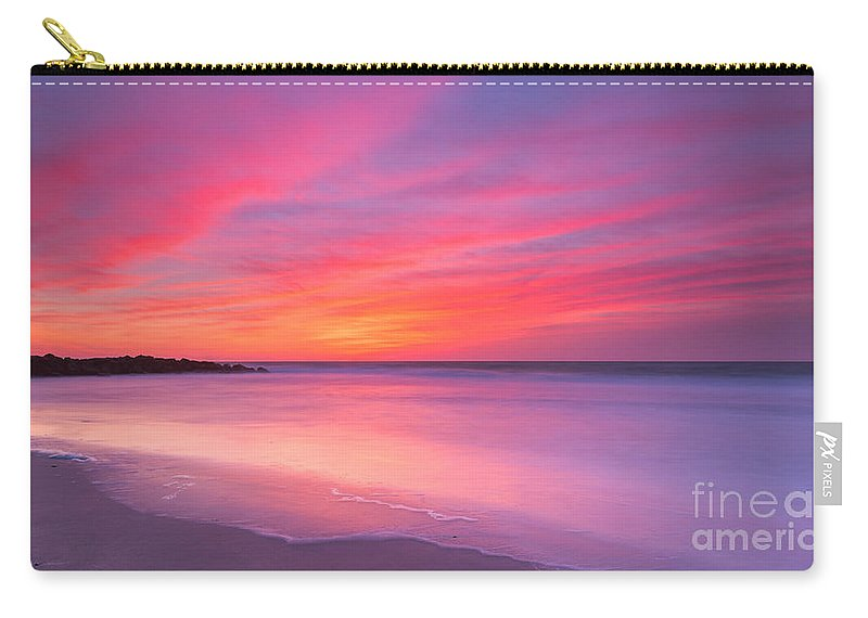 Milky Way Mike Carry-all Pouch featuring the photograph At Peace At 16x9 Crop by Michael Ver Sprill