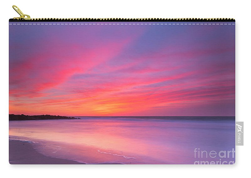 Milky Way Mike Carry-all Pouch featuring the photograph At Peace by Michael Ver Sprill