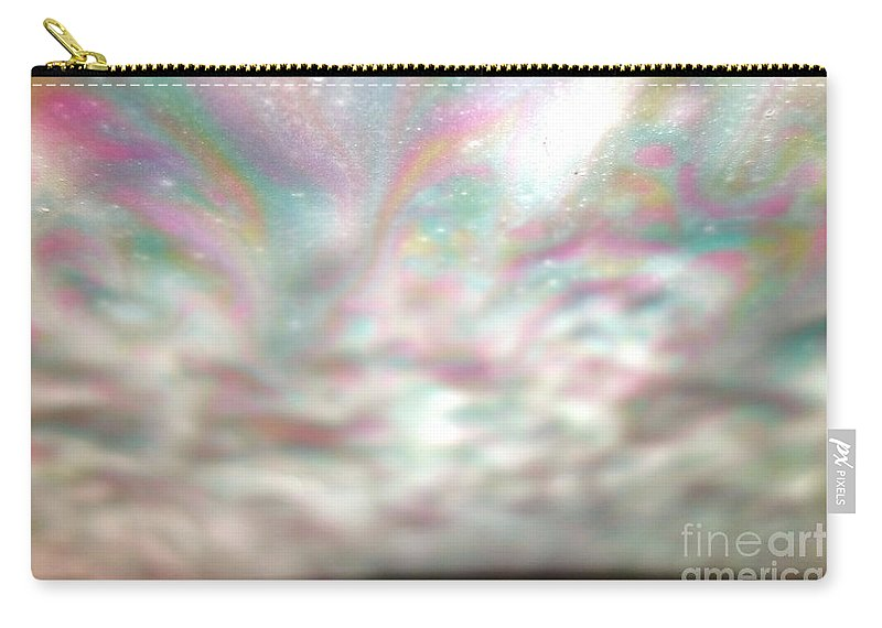Car Wash Carry-all Pouch featuring the photograph At The Car Wash 2 by Jacqueline Athmann