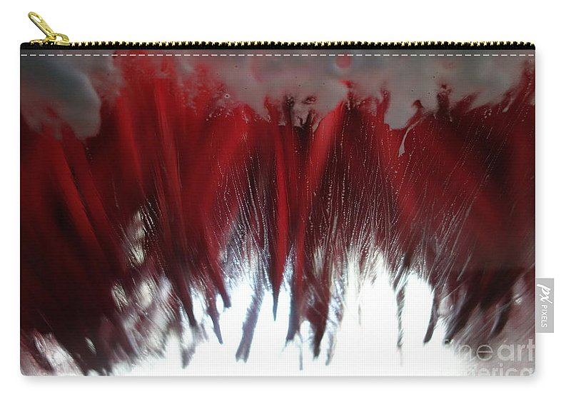 Car Wash Carry-all Pouch featuring the photograph At The Car Wash 5 by Jacqueline Athmann
