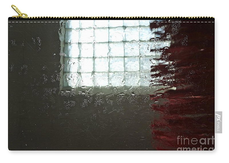 Car Wash Carry-all Pouch featuring the photograph At The Car Wash 8 by Jacqueline Athmann