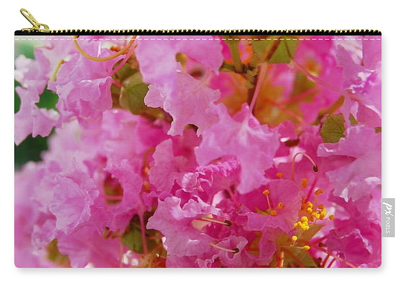 Carry-all Pouch featuring the photograph Augusta Beauty by Kim Blaylock