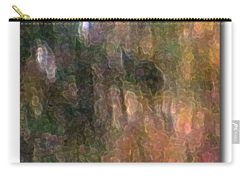 Autumn Carry-all Pouch featuring the photograph Autumn Light by T Byron K