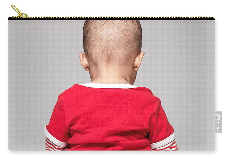 Baby Carry-all Pouch featuring the photograph Baby Back by Oleksiy Maksymenko
