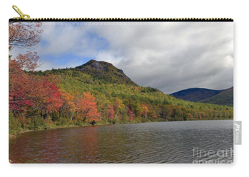 Fall Foliage Carry-all Pouch featuring the photograph Baxter State Park 3932 by Terri Winkler