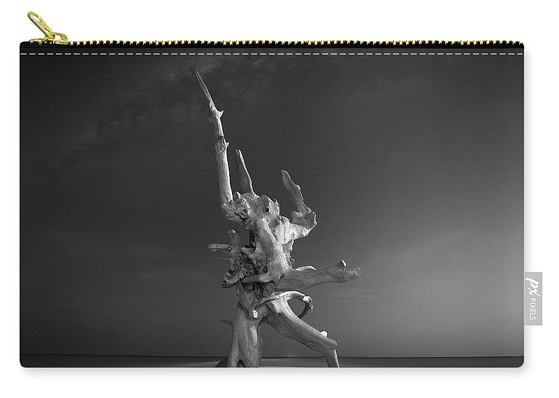 Beach Carry-all Pouch featuring the photograph Beach 10 by Ingrid Smith-Johnsen