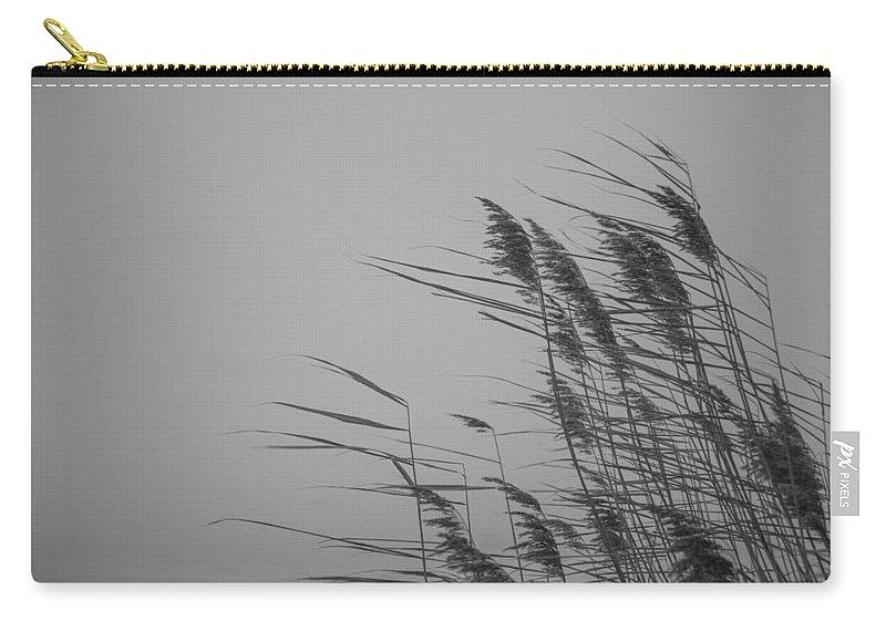 Island Of Ruegen Carry-all Pouch featuring the photograph Beach Grass by Ralf Kaiser
