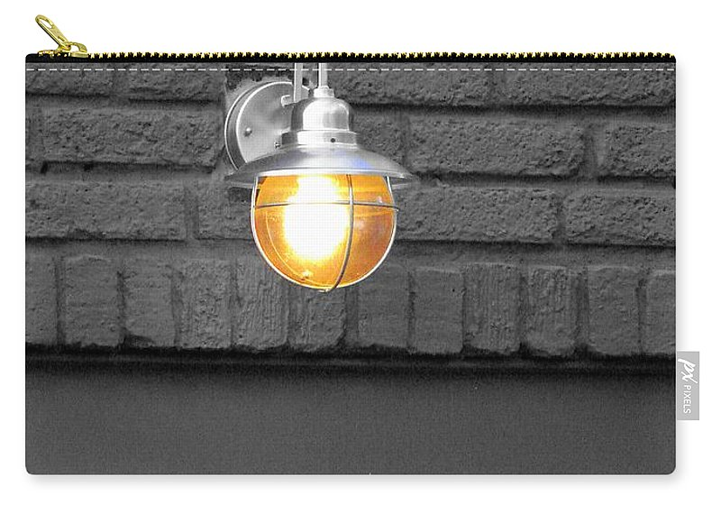 Light Carry-all Pouch featuring the photograph Beacon by Rodney Lee Williams