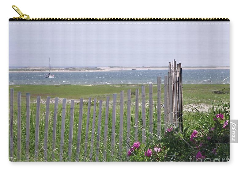 Chatham Carry-all Pouch featuring the photograph Beautiful Chatham by Michelle Welles