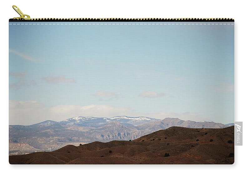 Desert Carry-all Pouch featuring the photograph Beautiful New Mexico by Rob Hans