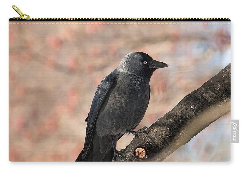 Birds Carry-all Pouch featuring the photograph Beauty Of Nature by Rose-Maries Pictures