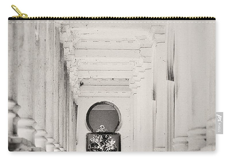 Angsanaseeds Carry-all Pouch featuring the photograph Beckoning by Ivy Ho