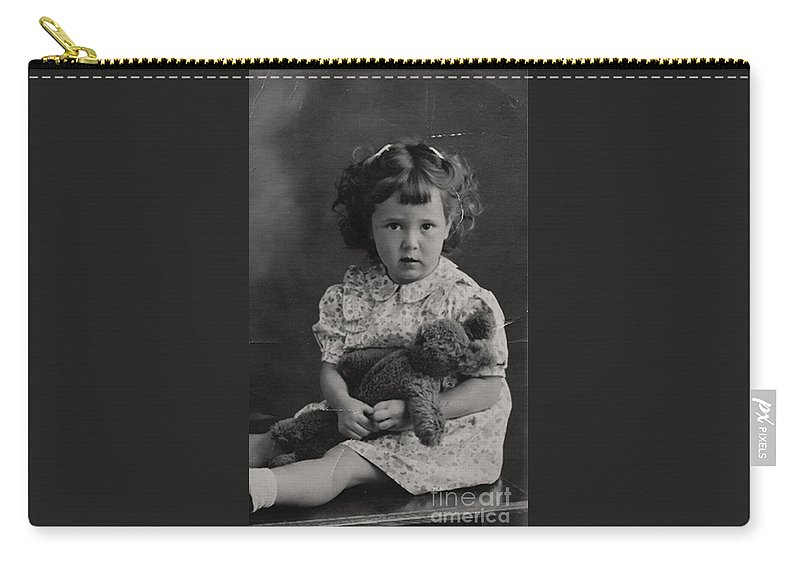 Restoration Carry-all Pouch featuring the photograph Before Restoration by Linsey Williams