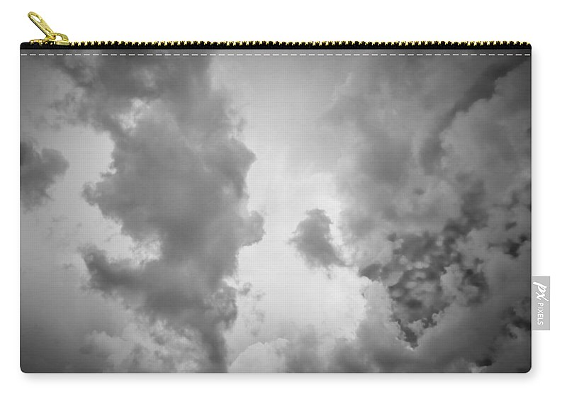 Clouds Carry-all Pouch featuring the photograph Before The Storm Clouds Stratocumulus 3 by Rich Franco