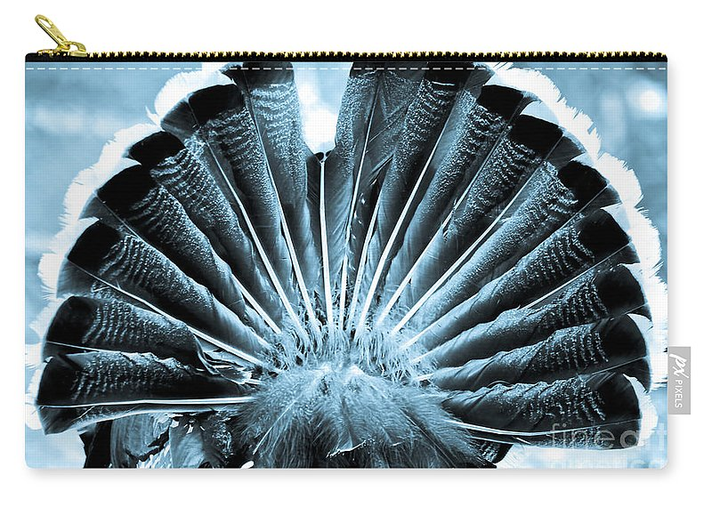 Turkey Carry-all Pouch featuring the photograph Behind Turkey by Syed Aqueel