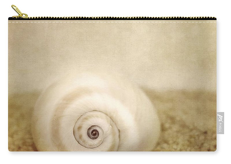 Still Life Carry-all Pouch featuring the photograph Beige by Priska Wettstein