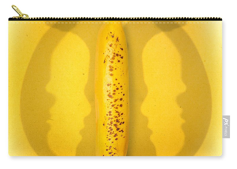 Parallel Dimensions Carry-all Pouch featuring the photograph Being Bananas From Inversions In The Multiverse by Jorgo Photography - Wall Art Gallery