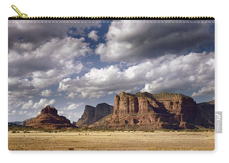 Arizona Carry-all Pouch featuring the photograph Big Park by Bob Bradshaw