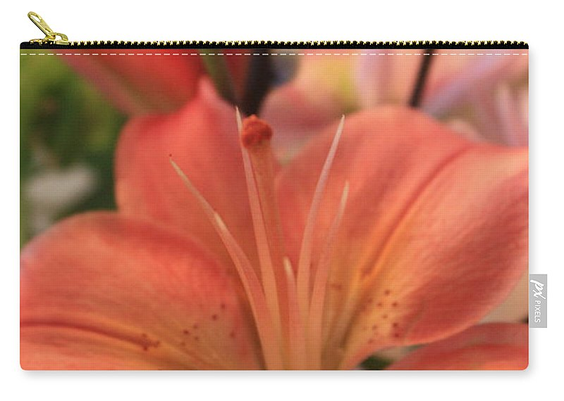 Birthday Card Carry-all Pouch featuring the photograph Birthday Card by Carol Groenen