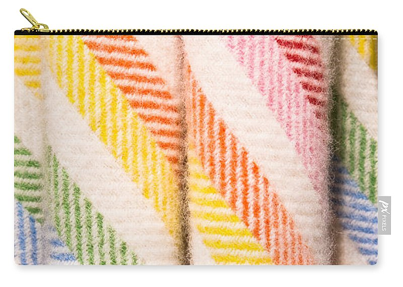 Background Carry-all Pouch featuring the photograph Blanklet by Tom Gowanlock