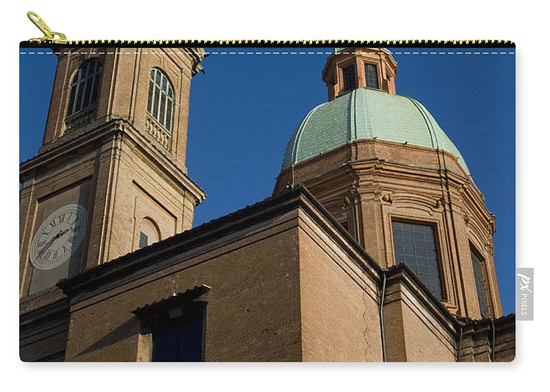 Travel Carry-all Pouch featuring the photograph Bologna Italy by Jason O Watson