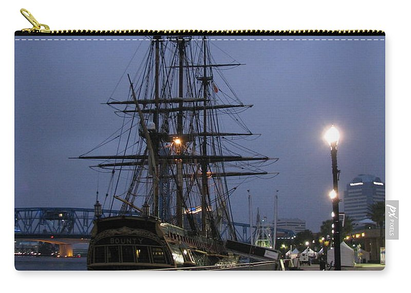 Patzer Carry-all Pouch featuring the photograph Bounty by Greg Patzer