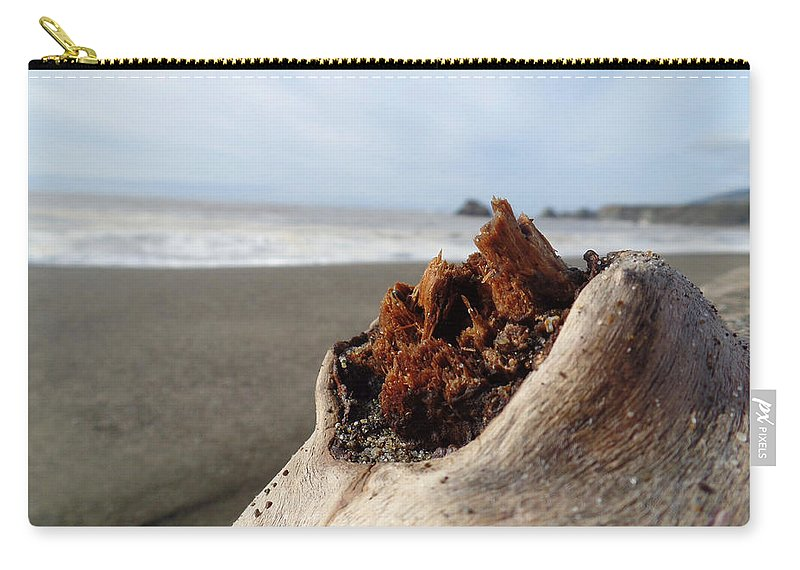 Carry-all Pouch featuring the photograph Br0039 by Brandy Riggen
