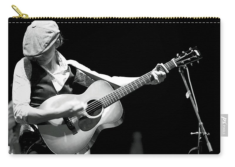 Brandi Carlile Carry-all Pouch featuring the photograph Brandi Carlile Count Basie Theatre by Terry DeLuco