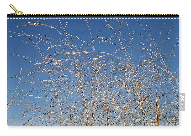 Wind Carry-all Pouch featuring the photograph Breeze by Sara Raber