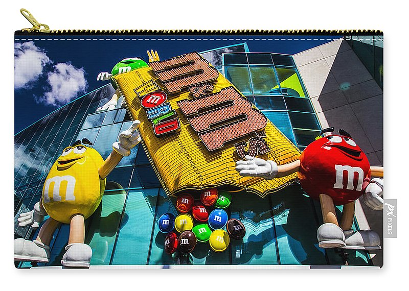 Nevada Carry-all Pouch featuring the photograph Candy by Angus Hooper Iii