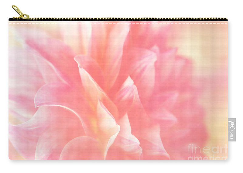 Carry-all Pouch featuring the photograph Candy Colours by Sharon Mau